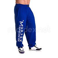 Mordex, Штаны спортивные зауженные Mordex синие MD3548, фото 1