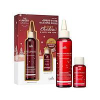 УЦЕНКА! Филеры для восстановления волос Lador Merry Christmas Perfect Hair Fill-Up 150ml+30ml Set