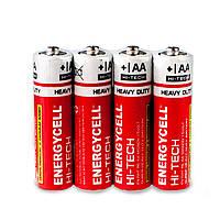 Батарейки Energycell - High Power АА R6 1.5V 4/60/1200шт