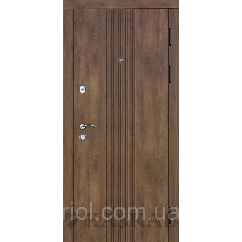 Дверь входная Вертекс серии Комфорт ТМ Каскад