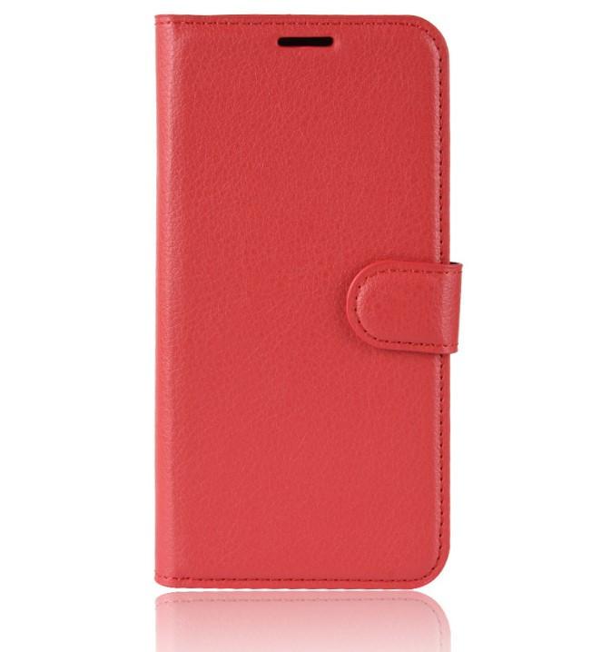 Чехол-книжка Bookmark для Samsung Galaxy A50 red