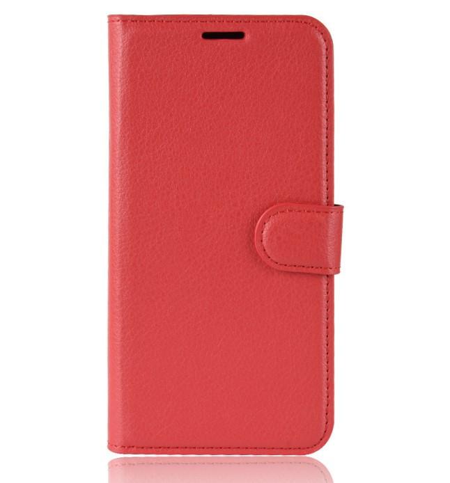 Чехол-книжка Bookmark для Samsung Galaxy A20 red