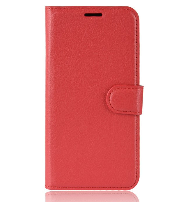 Чехол-книжка Bookmark для Samsung Galaxy M20 red