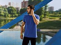 Мужская функциональная футболка синяя 52-64 CRIVIT® Shirt, фото 1