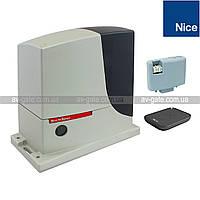 Комплект автоматики ROBUS500HS R10 KCE Nice для откатных ворот (ширина до 8 м)