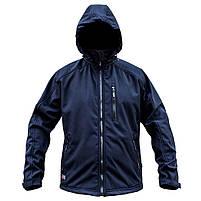 "Куртка SoftShell ""DIVISION"" DARK BLUE (МЧС), фото 2"