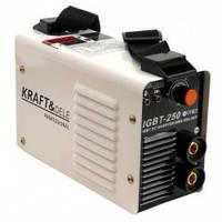 Инверторный сварочный аппарат MMA 250A 230V KD843 Инвертор