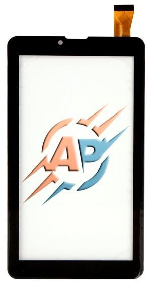Тачскрин сенсор  Prestigio MultiPad Wize 3037 3G черный