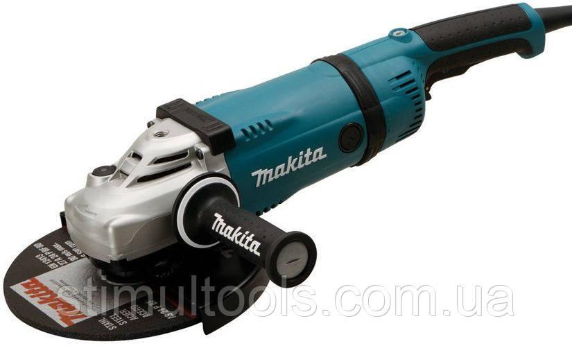 Угловая шлифмашина (болгарка) Makita GA9030RF01