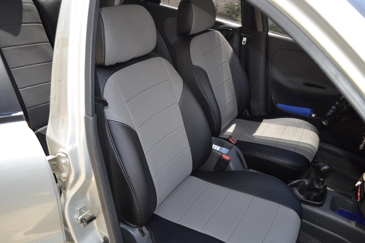 Модельные чехлы Pilot Sport на передние и задние сиденья автомобиля