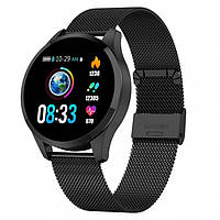 Смарт-часы Smart Watch 40 black steel