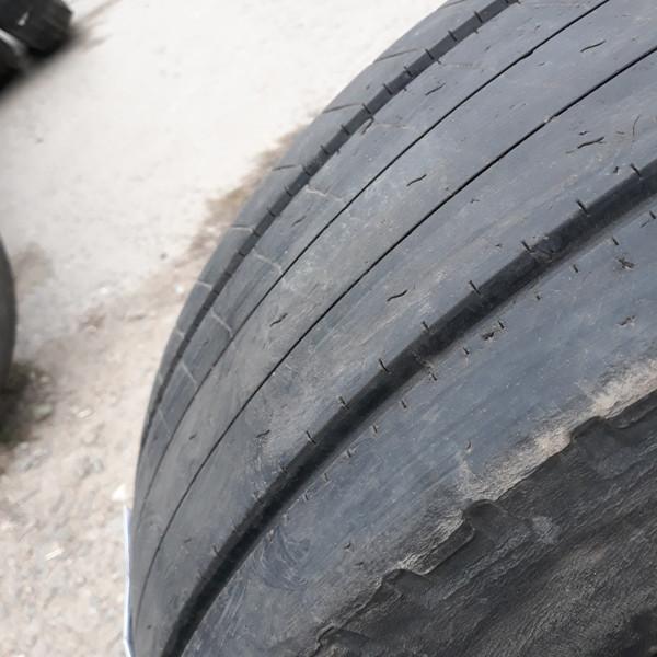 Грузовые шины б.у. / резина бу 265.70.r19.5 Goodyear Marathon LHT Гудиер