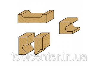 Фреза СМТ 47.6x28.5,66.6x12 для скрытых мебельных ручек, фото 3