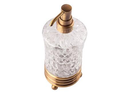 Hestia antique Freestand Дозатор для жидкого мыла 930A KUGU, фото 2