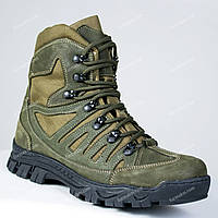 Тактические Ботинки Зимние Hunter Olive, фото 1