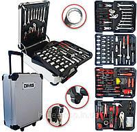 Профессиональный набор инструментов DMS® 395 предметов aus(729tlg) с тележкой, фото 1