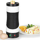 [ОПТ] Прилад для приготування яєць Egg Master. Електричний гриль-майстер Egg Master (Омлетница), фото 8