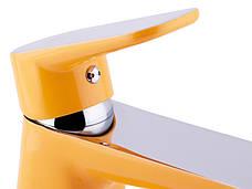 Kapadokya Смеситель для умывальника жёлтый 5010904-08 VENEZIA, фото 3