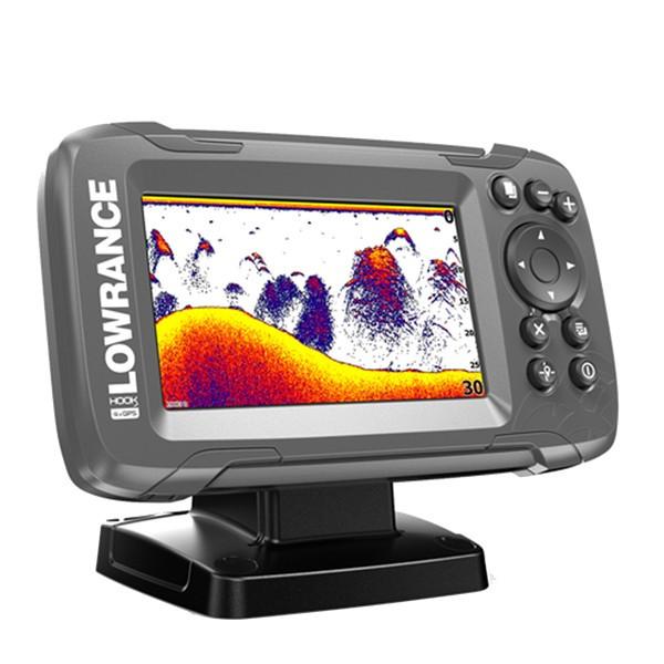 Эхолот Lowrance Hook2-4 GPS Bullet