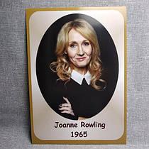 Портреты английских поэтов и писателей Джоан Роулинг