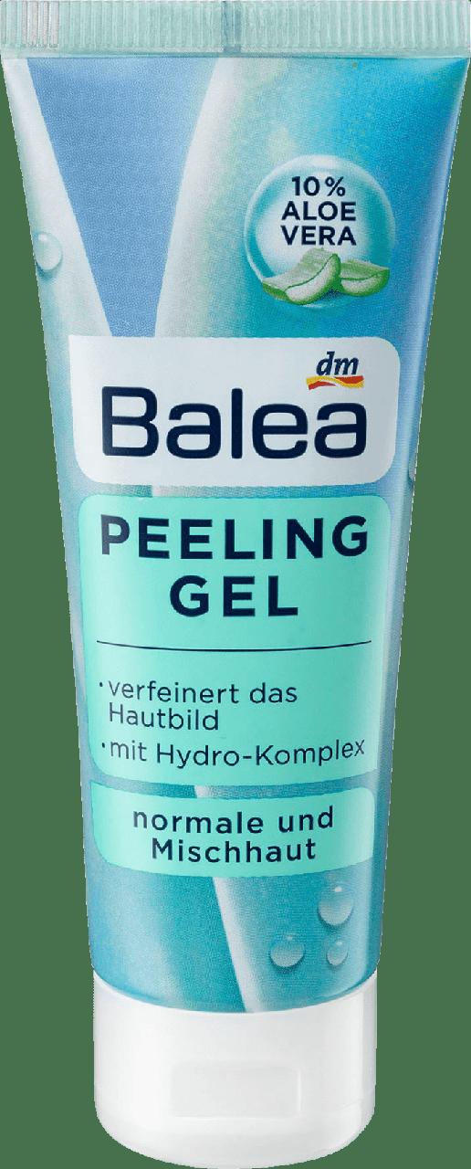 Гель - пилинг для лица Balea Peeling Gel