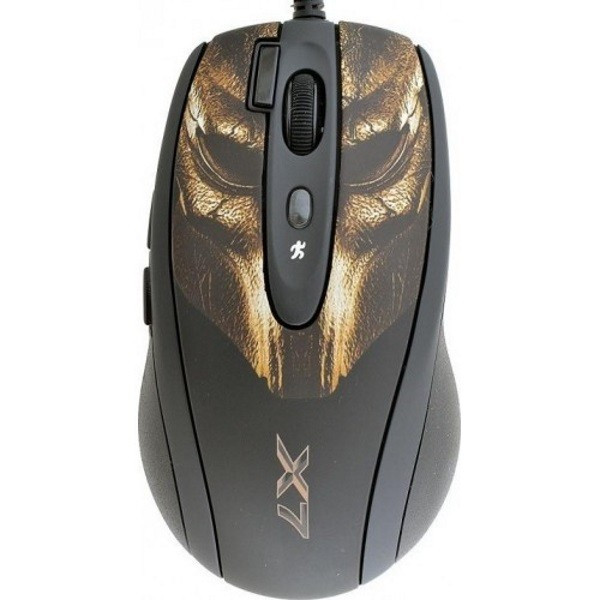 Миша A4 Tech XL-750BH USB Bronze
