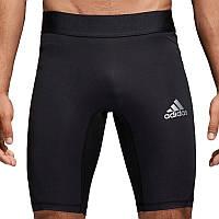 Темобелье мужское велотреки Аdidas Baselayer AlphaSkin Short черные