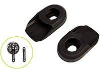 Черная защита лапки шатуна PVC