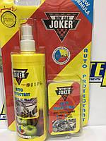 Полироль для панели Joker Рrotektant - с губкой, 300 ml. Аpple