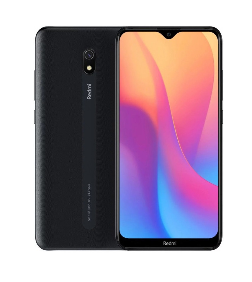 Cмартфон Xiaomi Redmi 8A Global 2/32GB Midnight Black
