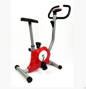 Велотренажер механічний 7FIT Intenso Red