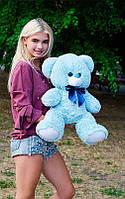 Плюшевый Мишка 70см. Все Цвета  Мишка Томми игрушка Плюшевый медведь Мягкие мишки игрушки Ведмедик (Голубой)