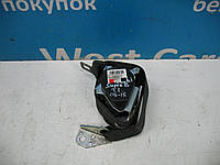 Ремень безопасности задний левый Skoda SuperB 2008-2013 Б/У