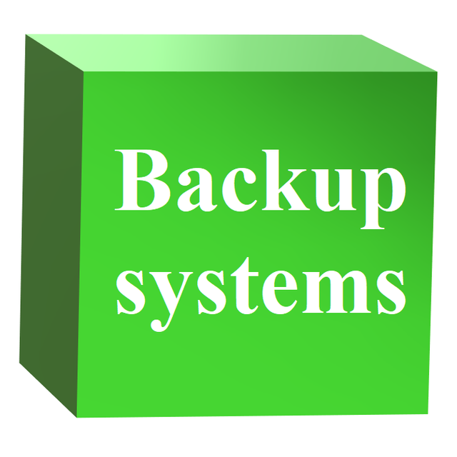 Системи резервного копіювання (Backup systems)