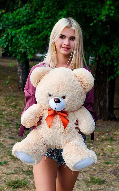 Плюшевый Мишка 70см. Все Цвета  Мишка Томми игрушка Плюшевый медведь Мягкие мишки игрушки Ведмедик (Мёд)