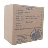 Supercat Древесный Наполнитель Для Туалета Эконом, 15 Кг