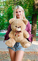 Плюшевый Мишка 70см. Все Цвета Мишка Томми игрушка Плюшевый медведь Мягкие мишки игрушки Ведмедик (Мокко)