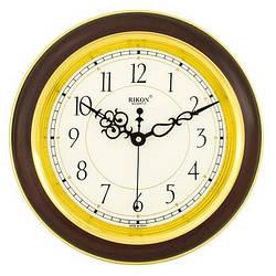 Годинник настінний Rikon 4451 Brown