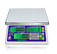 Торговые весы Jadever PT-3060