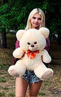 Плюшевый Мишка 70см. Все Цвета  Мишка Томми игрушка Плюшевый медведь Мягкие мишки игрушки Ведмедик (Персик)
