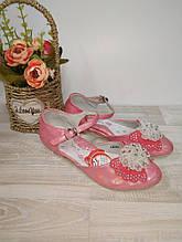 Туфлі на дівчинку 25,30,31,32 р рожеві арт 320 GFB. 30