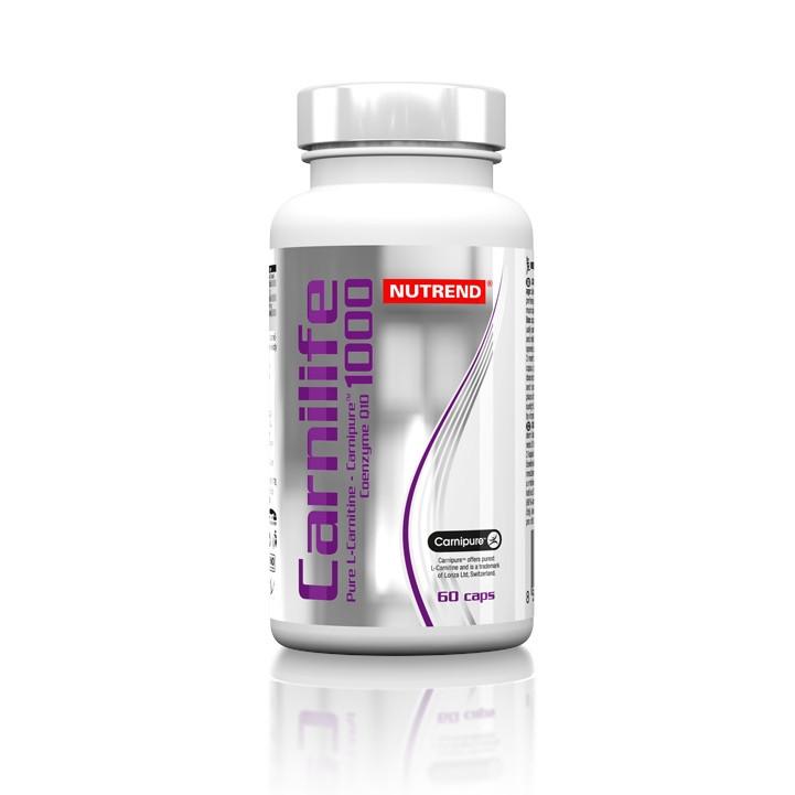 L-карнитин Carnilife 1000 (60 капс.) Nutrend