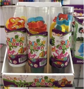 Набор для лепки и творчества ''Тубус'' Play Dough