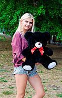 Плюшевый Мишка 70см. Все Цвета  Мишка Томми игрушка Плюшевый медведь Мягкие мишки игрушки Ведмедик (Черный)