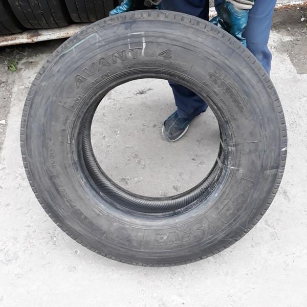 Грузовые шины б.у. / резина бу 235.75.r17.5 Sava AVANT 4 Сава