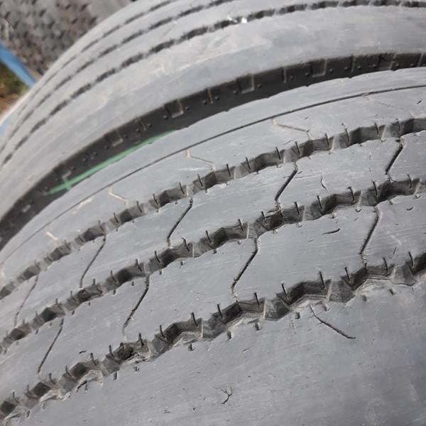 Грузовые шины б.у. / резина бу 235.75.r17.5 Continental LSR1 Континенталь