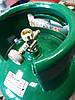 Туристический газовый баллон-пикник Rudyy VIP усиленный с горелкой на 8 литров кран - Италия, фото 4