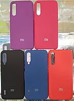 Чехол накладка Silicone Case Xiaomi MiA3 / Mi CC9e