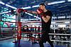 Боксерські рукавиці PowerPlay 3007 Червоні карбон 14 унцій, фото 9