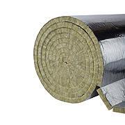 Ламельный мат из минеральной ваты PAROC Hvaс Lamella Mat Alu Coat FIX (100мм)